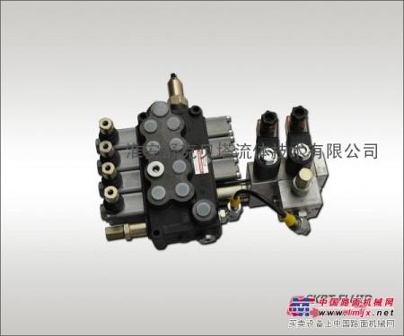 ZT-L12E-4系列电液控多路阀