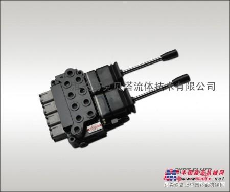 ZT-L12E-4-1控2操作整体多路阀