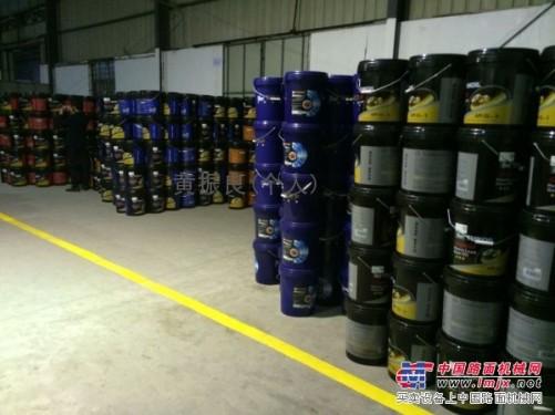 供应装载机、挖掘机工程机械发动机机油、传动油、液压油等