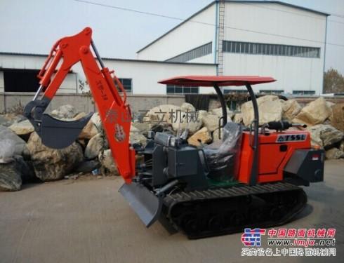 小型装载机挖掘机 铲车两头忙前装后挖