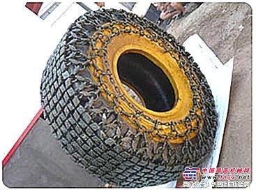 供应厂家直销柳工16/70-20型装载机轮胎保护链及配件