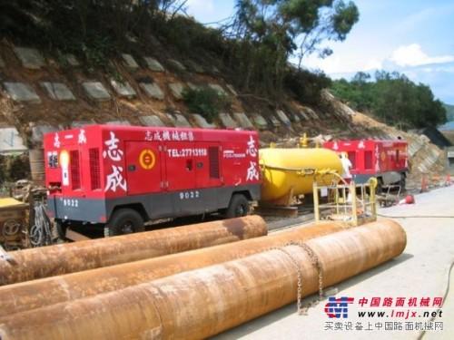 杭州出租J1000空气压缩机,杭州租赁空压机
