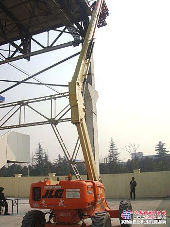 全宁波出租高空作业车空压机发电机升降机租赁6-----43米