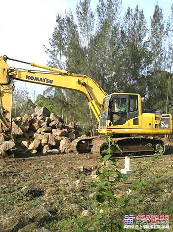 海南大挖掘机租赁的是哪个