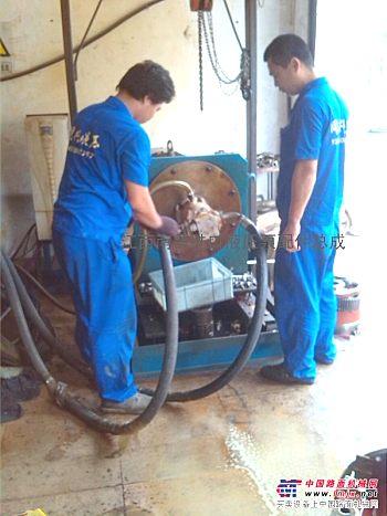 混凝土搅拌站液压售后维修,进口液压泵保养维修更换