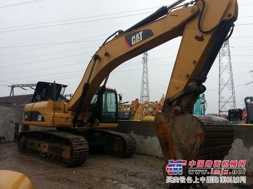 供应贵州二手卡特336挖掘机价格低价原装