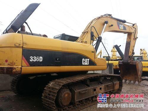 贵州二手卡特336挖掘机价格=原装低价