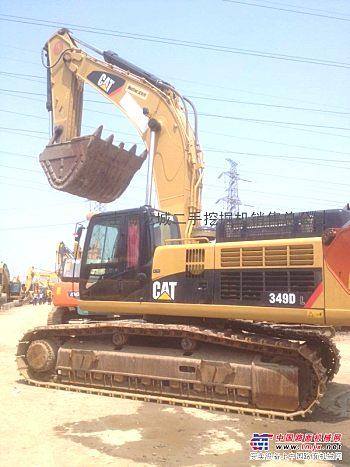 二卡特349D挖掘机出售