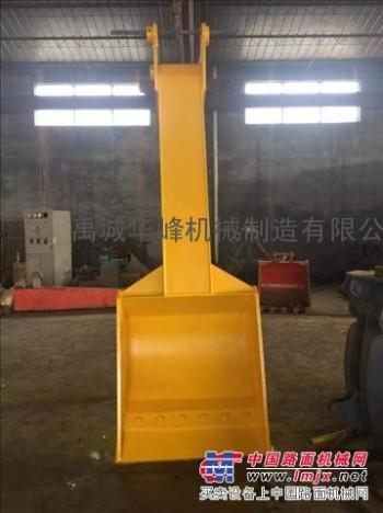 供应挖掘机专业卸料机---山东华峰机械技术顾问李真真