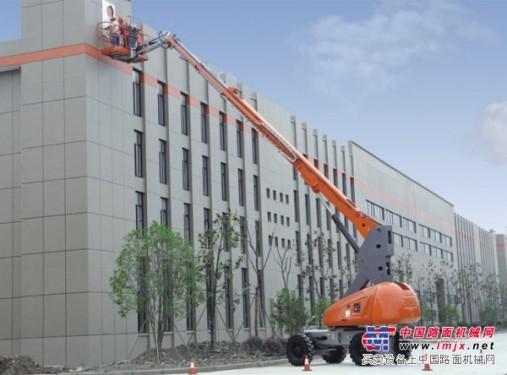 专业提供自行式直臂式高空作业平台租赁