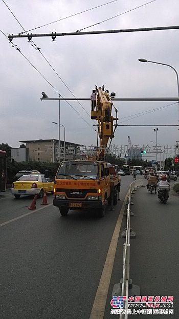 武汉专业高空车出租租赁热线13164688668