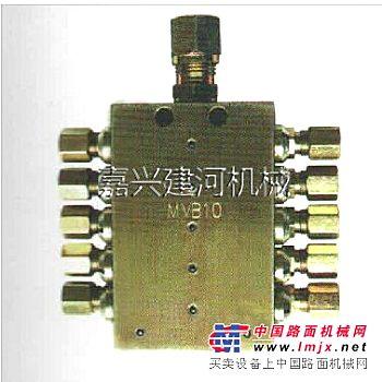 供应MVB型贝奇尔分配器性能及特点