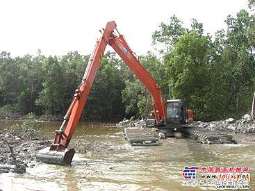 海南水陆挖掘机15827726608