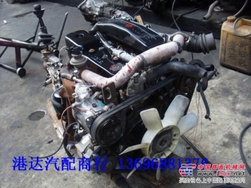 供应五十铃庆铃天皇皮卡江铃凯运4JB1 2.8发动机