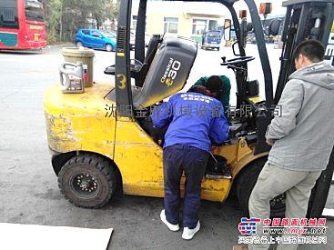 维修叉车在冬季应该如何保养-沈阳叉车