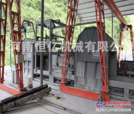 福建省陶粒泡沫混凝土砌塊設備-河南恒億機械公司