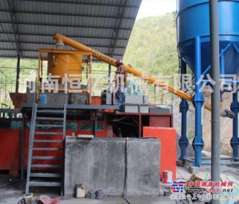河南省陶粒泡沫混凝土砌塊設備-河南恒億機械公司