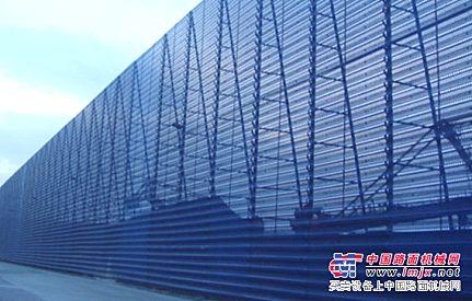 包头防风抑尘网制作安装公司 内二建钢结构