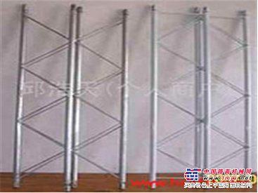 六方弹簧头桁架