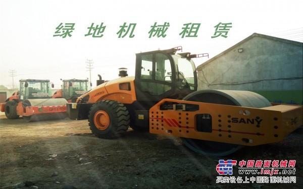 出租静线载荷N/cm960压路机-32吨压路机-36吨压路机