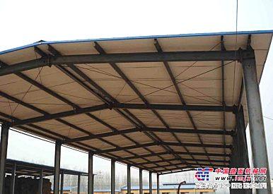 低价加工钢架结构钢筋棚钢筋厂房