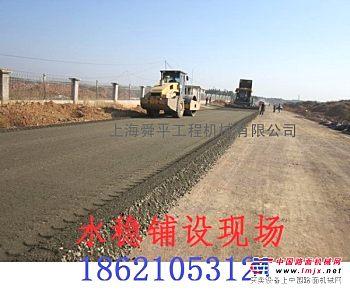 上海杨浦压路机出租杨浦国安路沥青混凝土摊铺小区道路修补改造