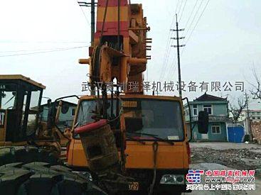 湖北武汉低价车让徐工吊车