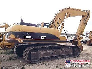 卡特挖机320C_直销二手进口挖掘机卡特320C_挖掘机_挖掘机械_中国路面机械网