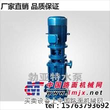 勃亚特ISG多级立式离心管道泵