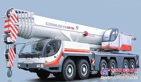湖北武汉中联50吨汽车吊特约维修中心