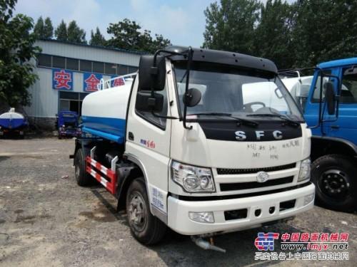 供应东风系列 洒水车 园林绿化高压清洗车