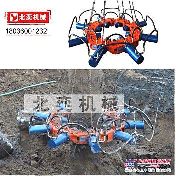 供应方形破桩器 截桩器 截桩机械