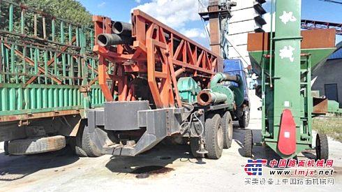 车载 8寸反循环钻机 机械式280马力