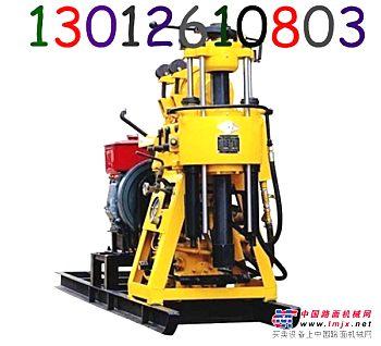 供应HW160液压钻机,130米液压水井钻机
