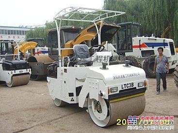 供应LTC3B机械驱动双钢轮振动压路机