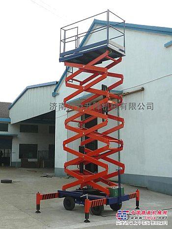 加工定制江西升降货梯 江西移动式升降机