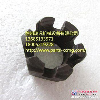 供应徐工平地机配件805203801开槽螺母M30×2