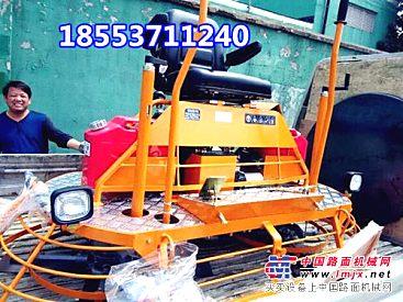 衡阳市坐骑式抹光机厂家 瑞特自行式抹平机 双圆盘磨光机