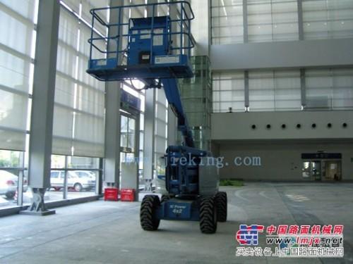 佛山直臂式升降平台出租,工程专用高空作业设备