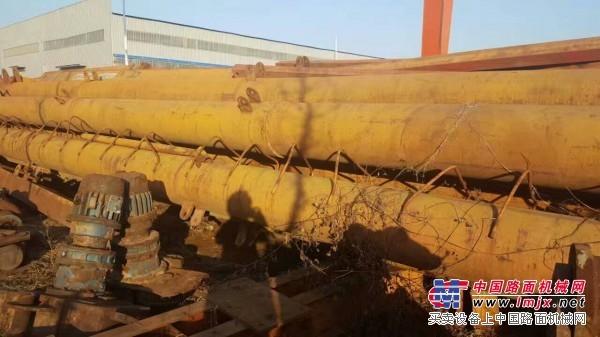 出售二手龙门吊提梁机100吨-跨度24米-升高12米