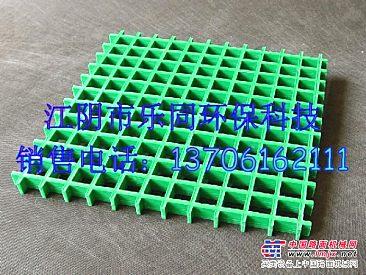 供应玻璃钢格栅江阴乐同-玻璃钢格栅规格