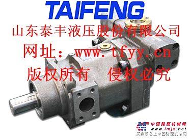 供应山东泰丰液压柱塞泵TFB1V