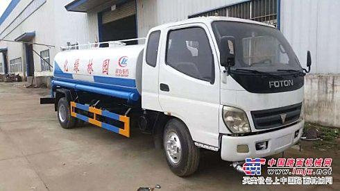 郑州二手洒水车 油罐车 加油车