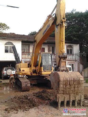 武汉市小松挖掘机售后服务中心