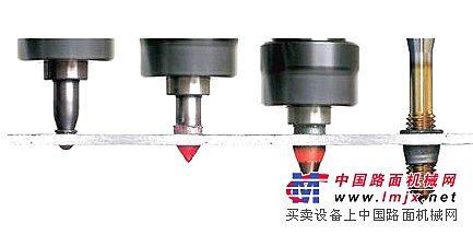 供应不锈钢管热熔钻
