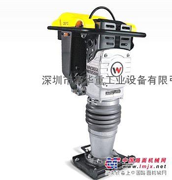 柴油打夯机DS70威克柴油冲击夯劲打夯力德国制造