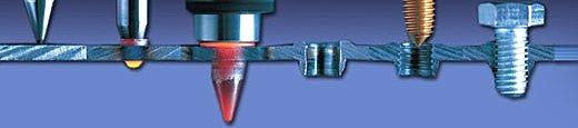 标准热熔钻
