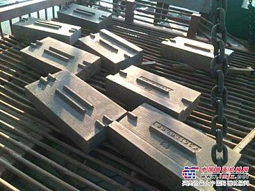 高铬板锤上海反击式破碎机PF1007121012141315
