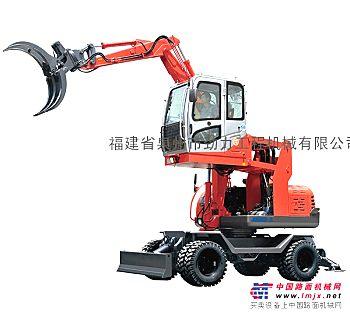 JG908Z-A/B自动挡液压行拾装机、轮式挖掘机厂家批发