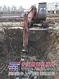 上海闵行区挖掘机出租破碎开挖一条龙